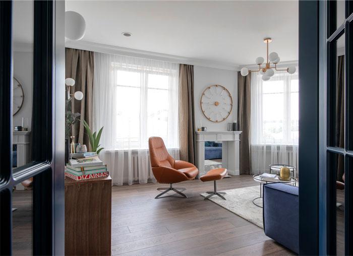 parisian chic apartment interdio 7