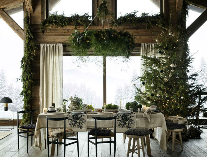 Home Decorating Ideas 2020.Christmas Decorating Trends 2019 2020 Colors Designs