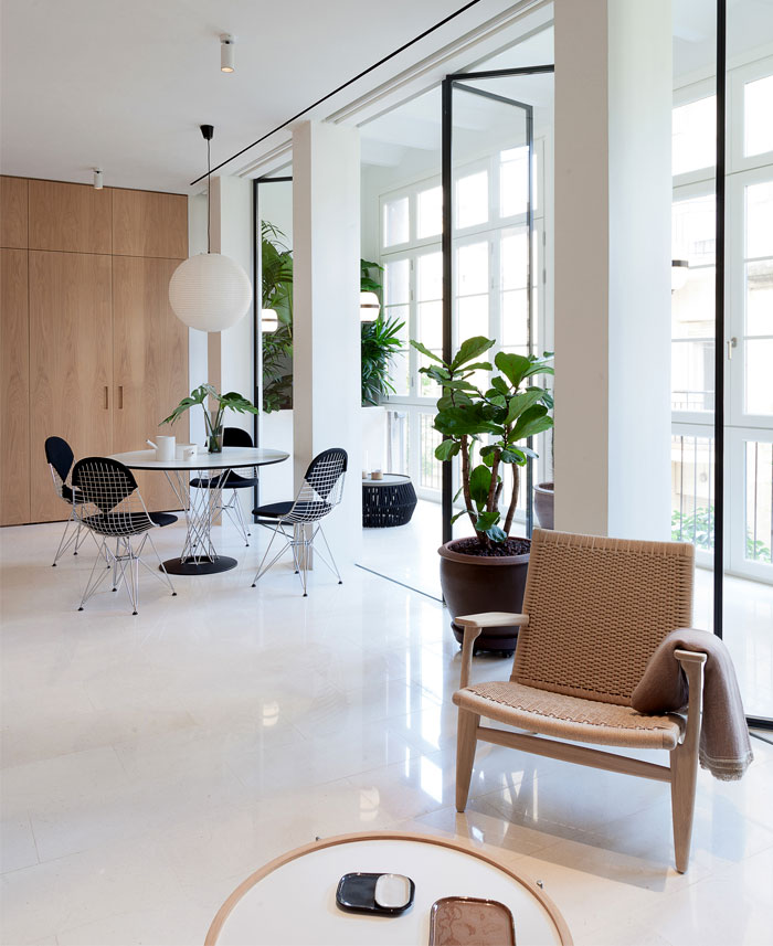 apartament barcelona ylab arquitectos 2