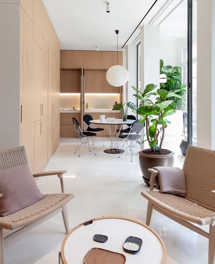 apartament barcelona ylab arquitectos 8