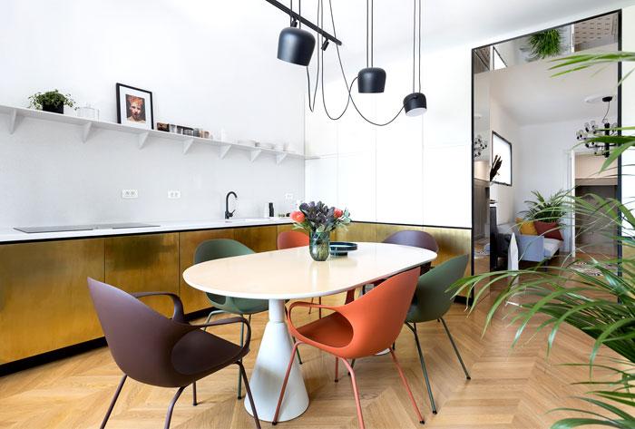 bogdan ciocodeica apartment design 1