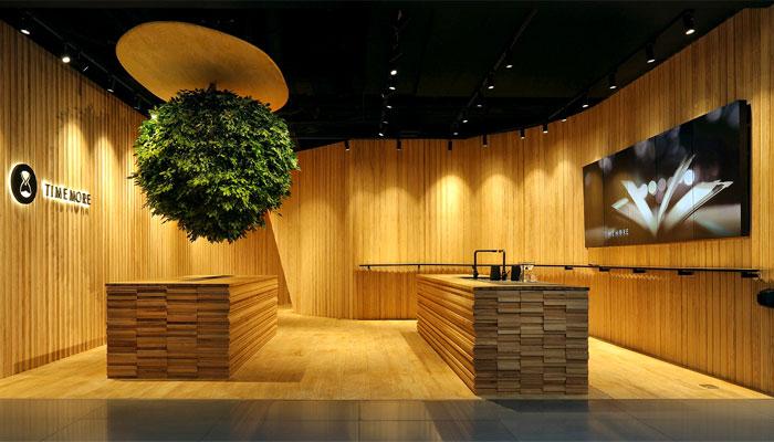 coffee experience center robot 3 studio 4
