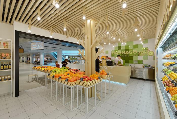 fresh juice bar store yudin design 4