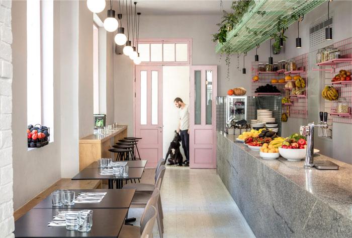 vegan restaurant tel aviv 8
