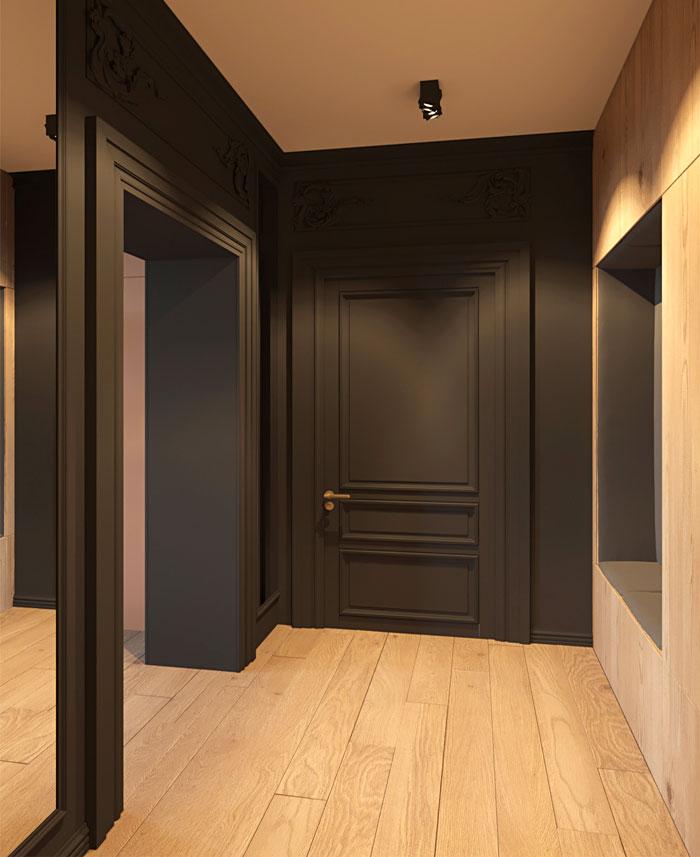 apartment kiev ZOOI studio 22