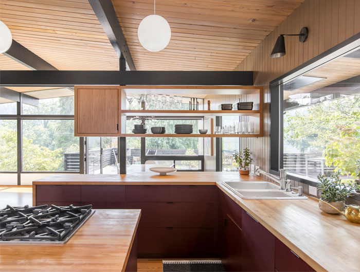 hillside midcentury shed architecture and design 7