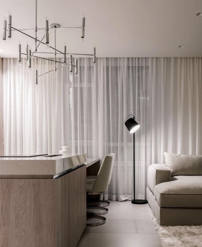 one bedroom apartmen kiev 1