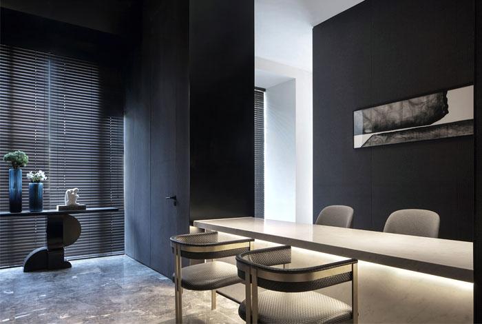 one cu interior design lab sales center 13