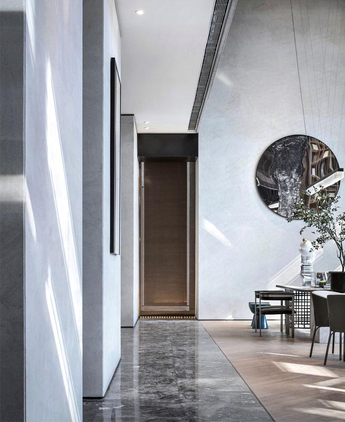 one cu interior design lab sales center 20