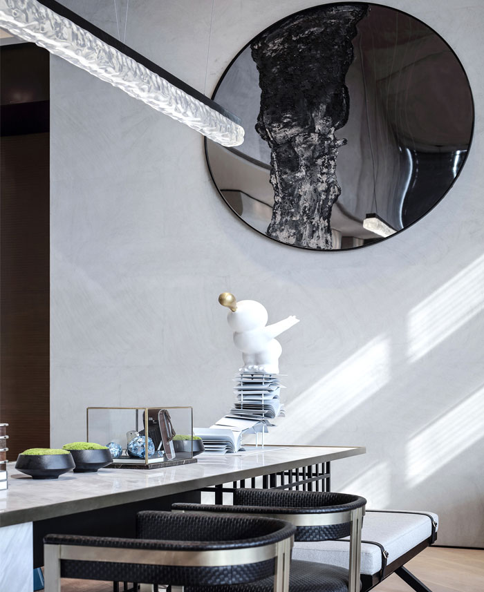 one cu interior design lab sales center 22