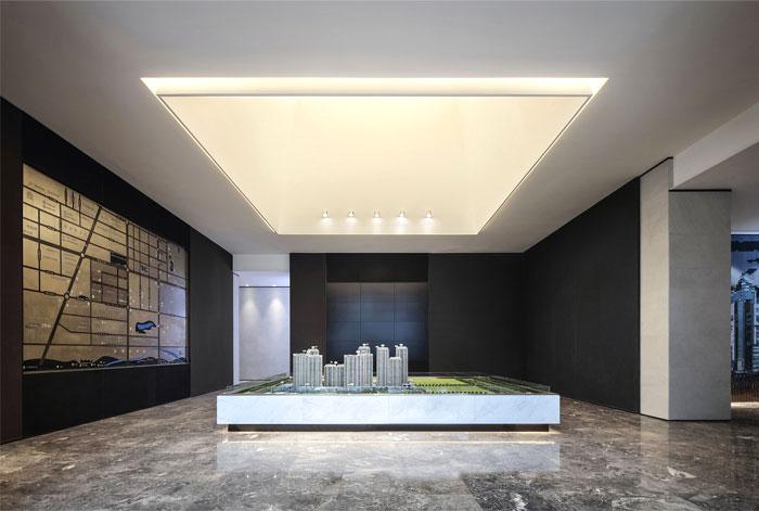 one cu interior design lab sales center 4