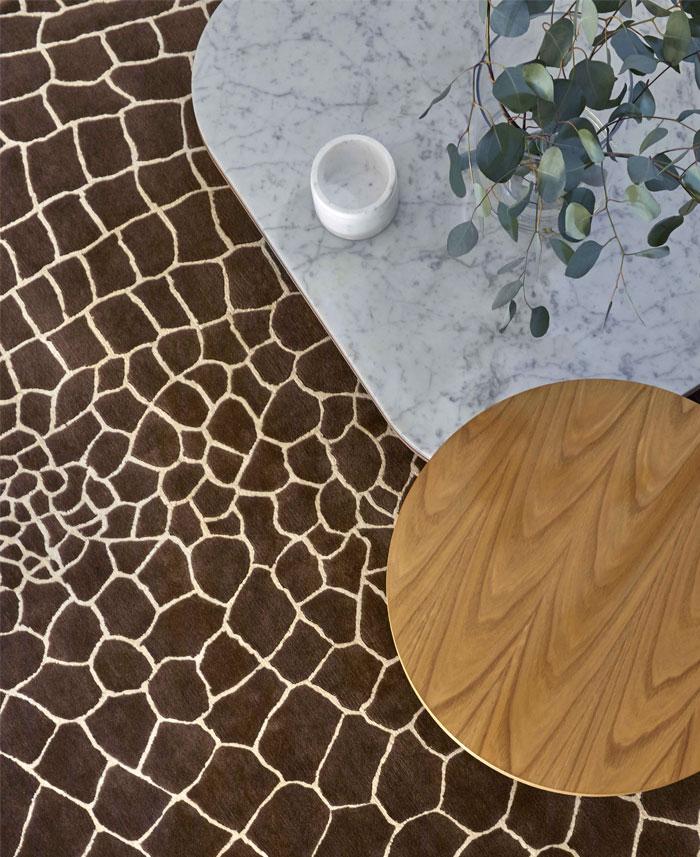 Oki Sato rug design wings dragonfly 3