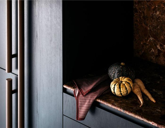 apartment sydney amber road dark tones 1