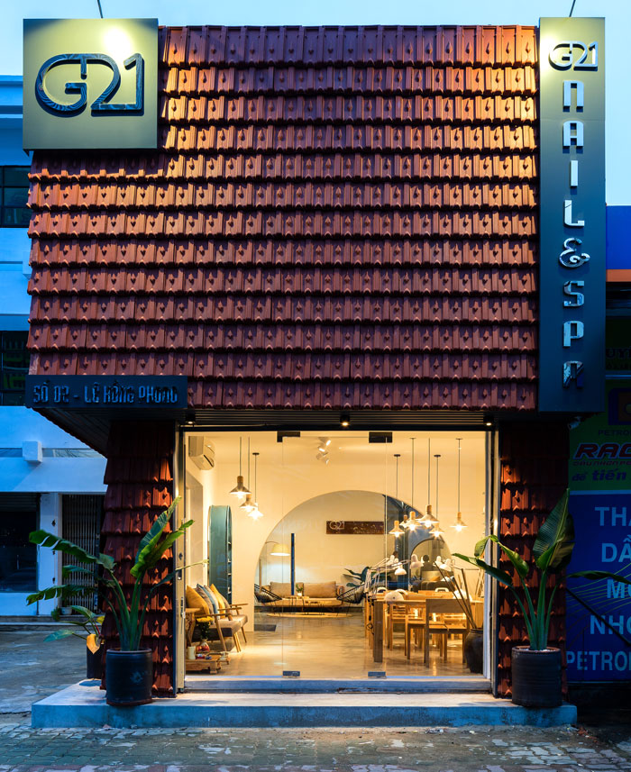 g21 spa aline architect 1