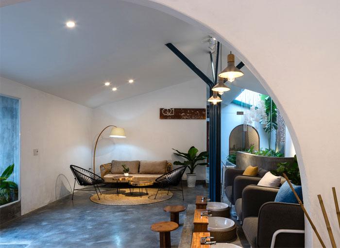 g21 spa aline architect 2