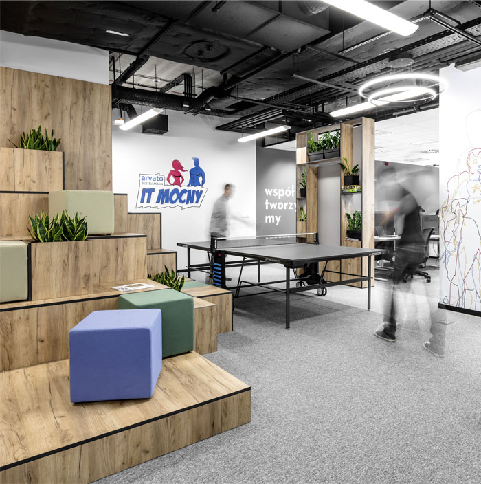 office space ZONA Group IT Mocny 6