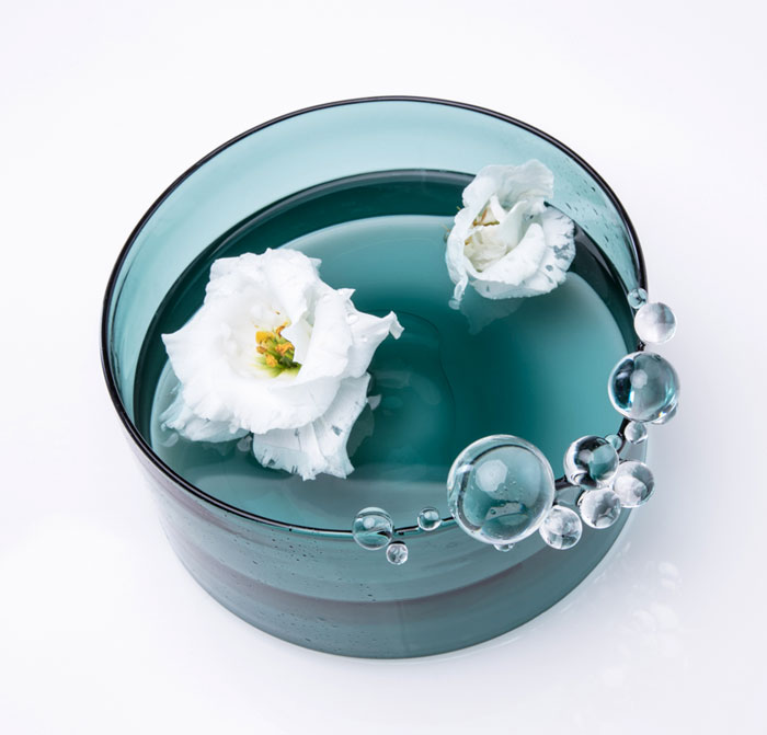 rain collection vases small containers 2