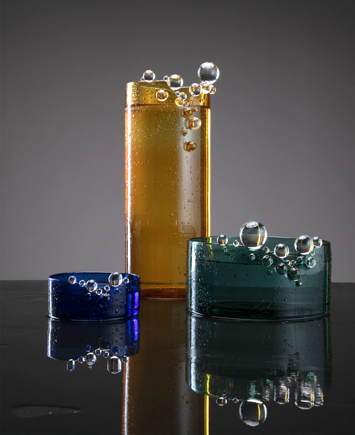 rain collection vases small containers 5