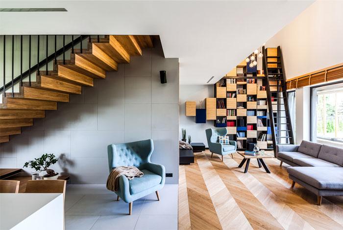 Own House ZONA Architekci 15