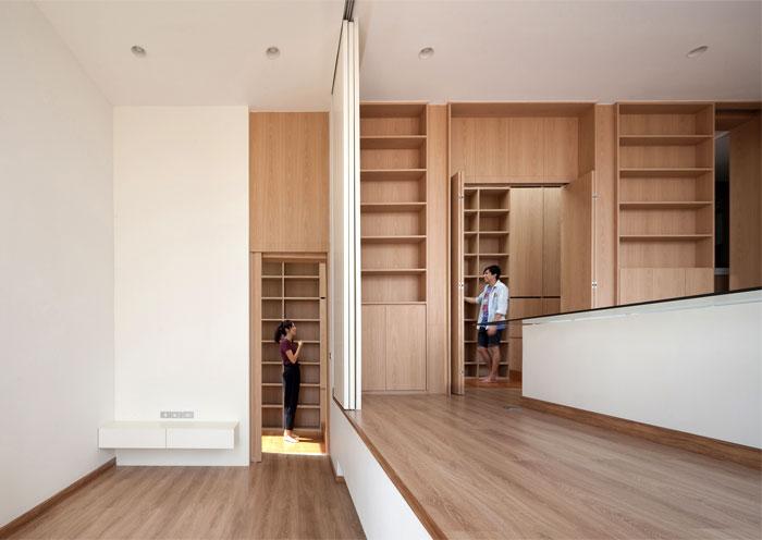 hybrid home office idin architects