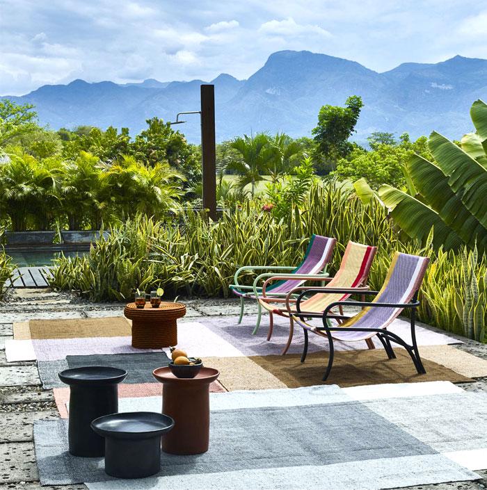 maraca lounge sebastian herkner ames interiorzine trend