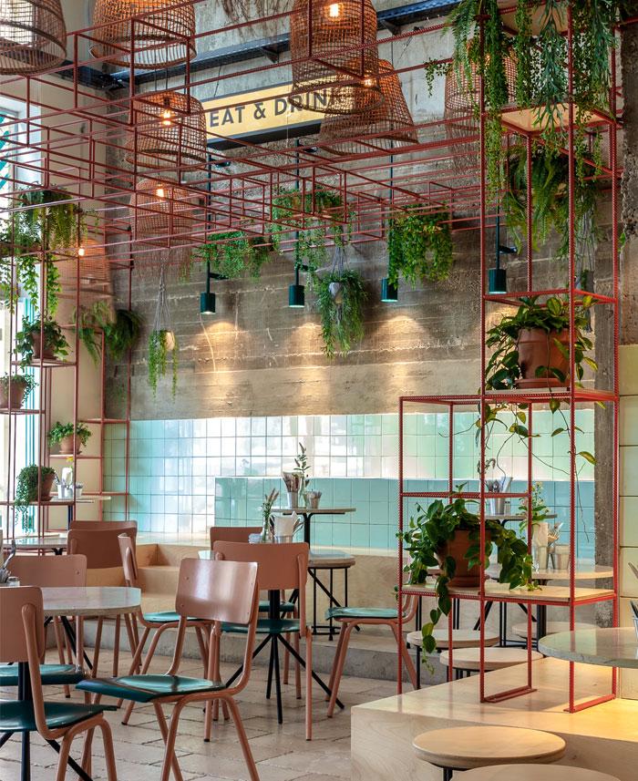 marco restaurant jaffa flee market 8