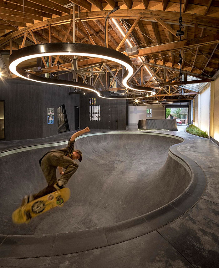skylab architecture hybrid home mixed use space