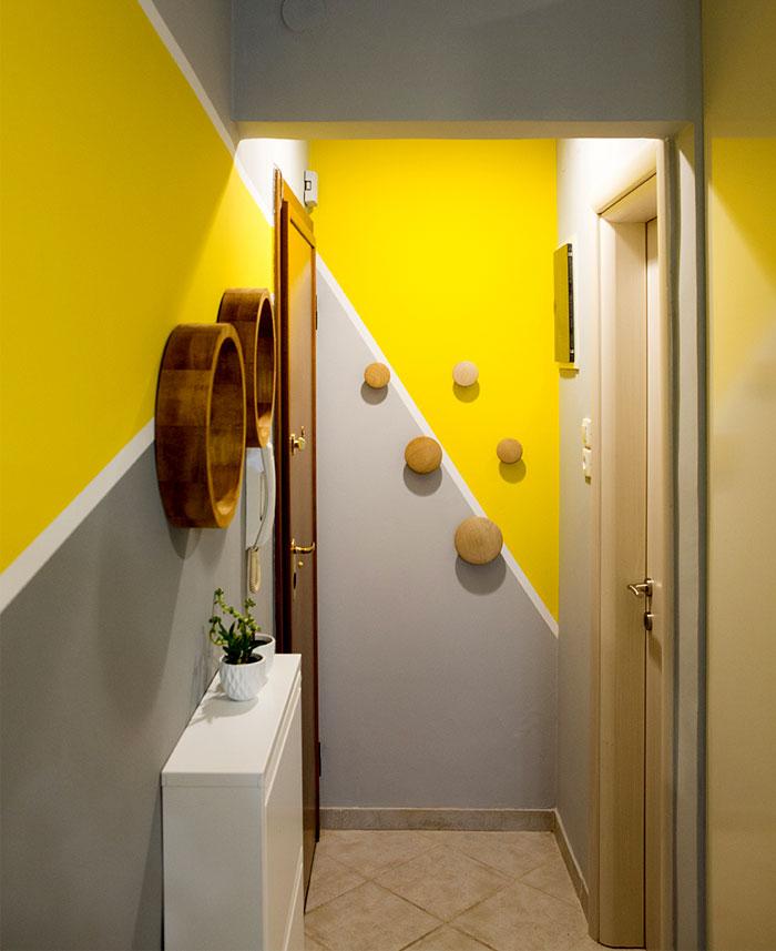 studio apartment Square Design Interiors 5