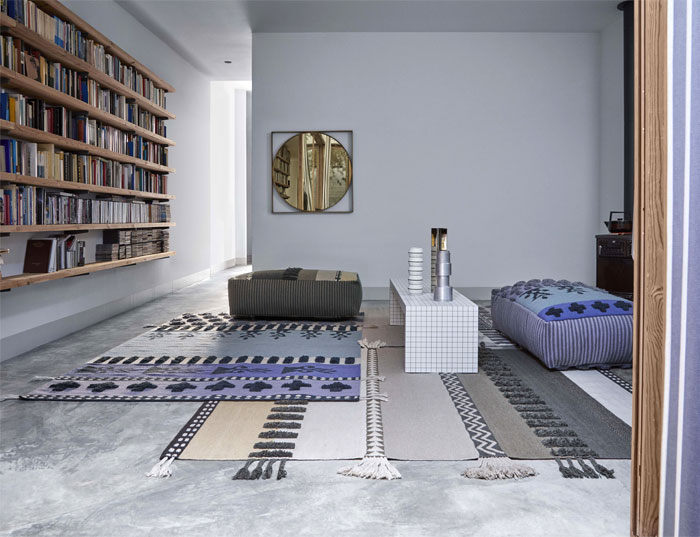 Sandra Figuerola GAN collections rugs kilims 4