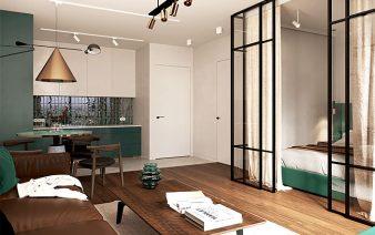 apartment ruda studio 338x212