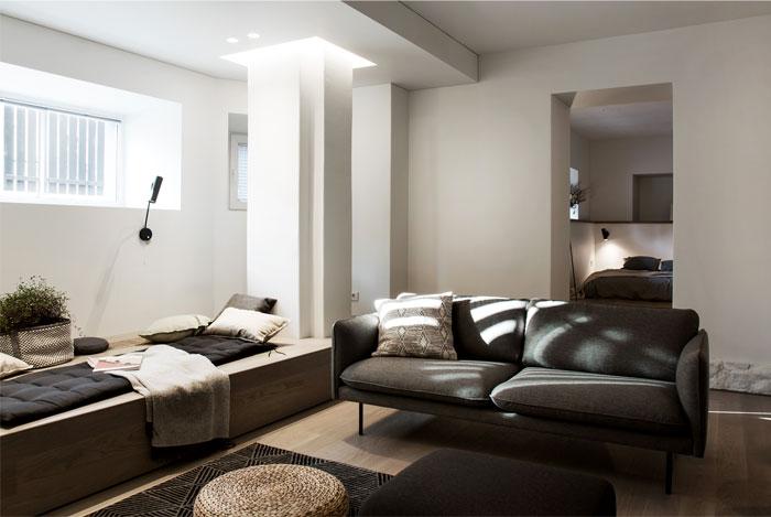 basement apartment kaunas 1planas 3