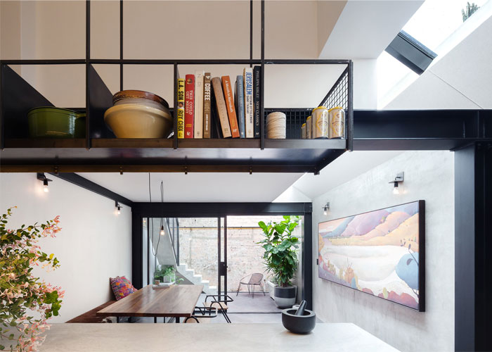 breathe architecture double life house 3