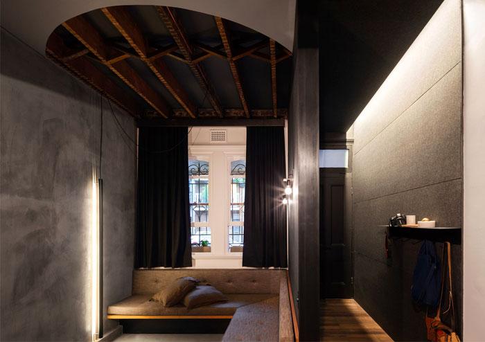 breathe architecture double life house 6