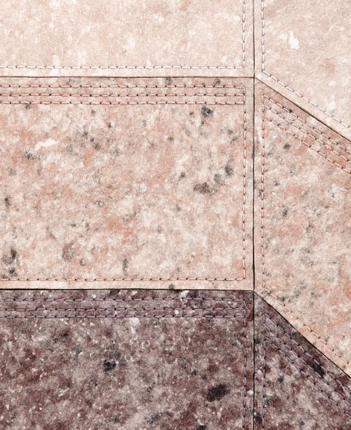 gan sustainable felt rug 7