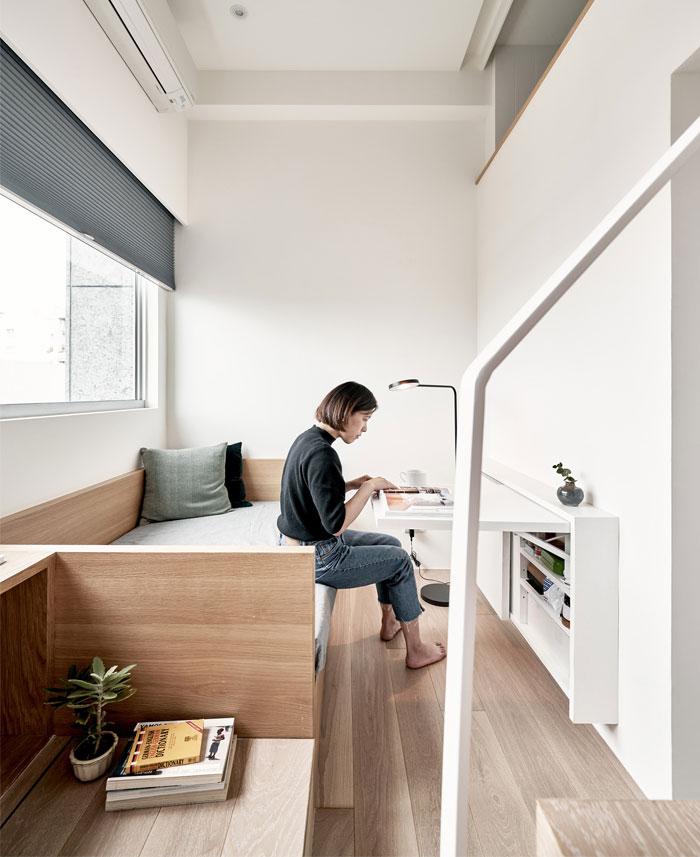 tiny apartment little design taipei 1