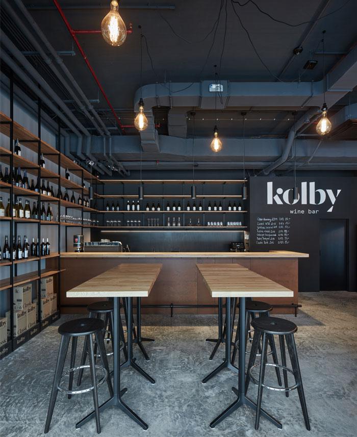 kolby wine bar CMC architects 3