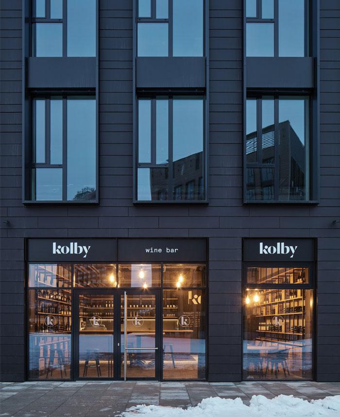 kolby wine bar CMC architects 5
