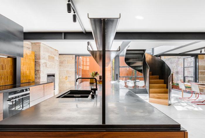 paddington house by pohio adams architects 11