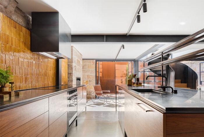 paddington house by pohio adams architects 12