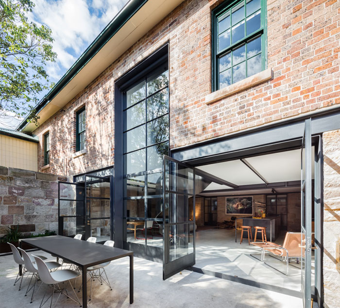 paddington house by pohio adams architects 2