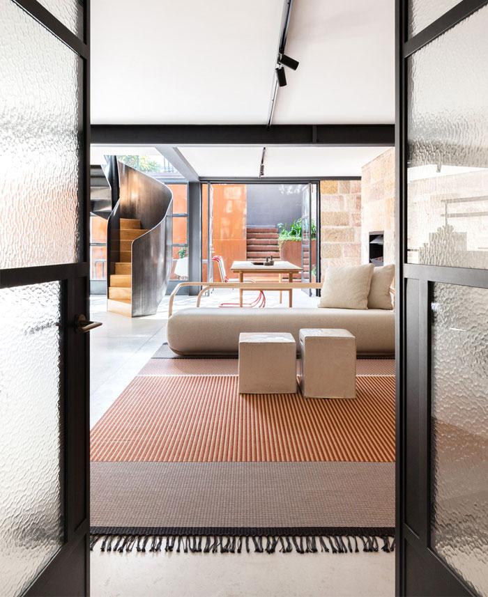 paddington house by pohio adams architects 7