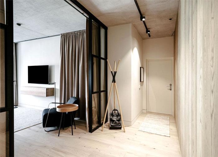 small urban apartment burofive 6