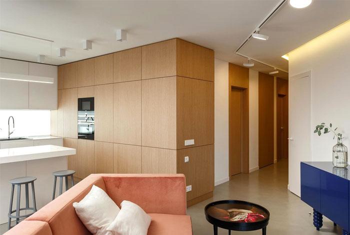 svoya studio apartment kiev 8