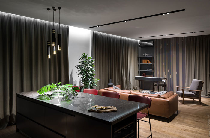 78m2 urban dwelling homecult interior design 7
