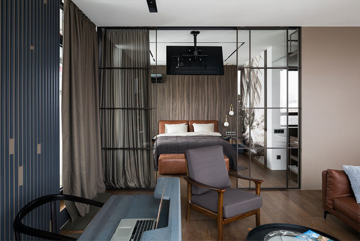 78m2 urban dwelling homecult interior design 9