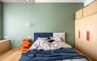 apartment Bogdanova Bureau 338x212