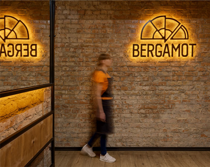 bergamot restaurant decor 3