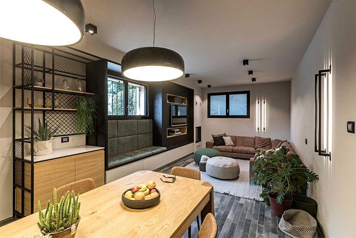 apartment renovation flussocreativo design studio 11