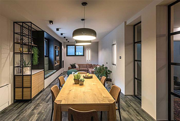 apartment renovation flussocreativo design studio