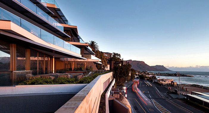 Clifton 301 Building by OKHA